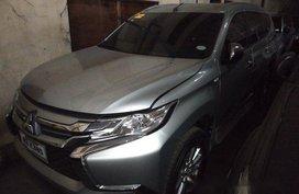 Silver Mitsubishi Montero Sport 2018 for sale in Makati