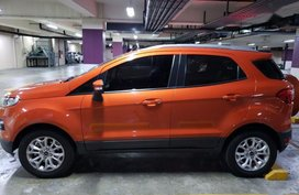 Selling Ford Ecosport 2016 Automatic Gasoline in Mandaluyong