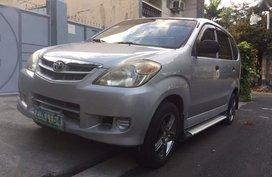 Selling Toyota Avanza 2007 Manual Gasoline in Quezon City