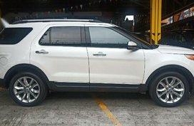 Selling 2nd Hand Ford Explorer 2013 in Quezon City