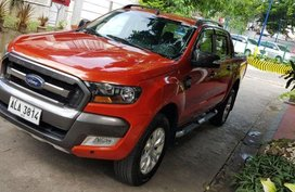 Selling 2nd Hand Ford Ranger 2015 in Quezon City