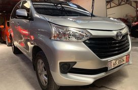 Sell Silver 2018 Toyota Avanza in Quezon City