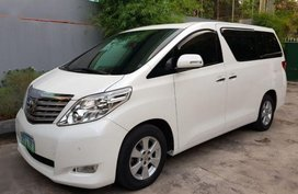Selling 2nd Hand Toyota Alphard 2010 in Quezon City