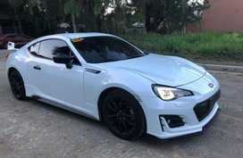 Selling 2nd Hand Subaru Brz 2018 in Quezon City