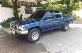 Selling Toyota Hilux 1997 Manual Diesel in Pasig