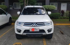 2nd Hand Mitsubishi Montero 2015 for sale in Makati