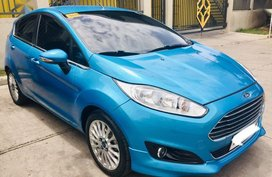 Sell 2nd Hand 2014 Ford Fiesta at 50000 km in Cebu City