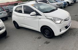 Selling Hyundai Eon 2016 Manual Gasoline in Pasig