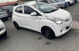 Selling Hyundai Eon 2016 Manual Gasoline in Pasig