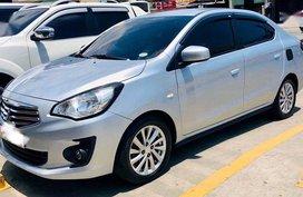 Mitsubishi Mirage g4 2017 Automatic Gasoline for sale in Las Piñas