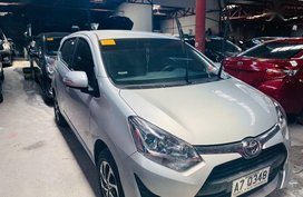 Selling 2nd Hand Toyota Wigo 2018 in Quezon City