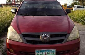 Sell 2nd Hand 2006 Toyota Innova at 80000 km in Cagayan de Oro