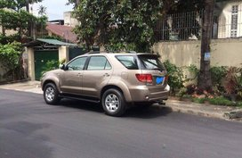 Selling Toyota Fortuner 2006 Automatic Gasoline in Quezon City