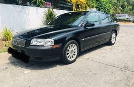 Selling 2nd Hand Volvo S80 2000 at 40000 km in Muntinlupa