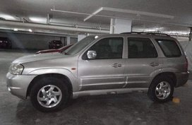 Selling Mazda Tribute 2005 at 108500 km
