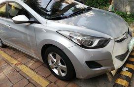 2nd Hand Silver Hyundai Elantra 2012 for sale