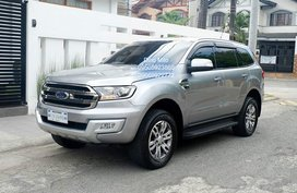 Selling Silver 2017 Ford Everest Diesel