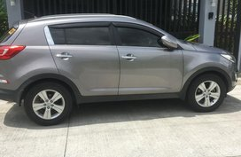 Selling 2nd Hand 2015 Kia Sportage at 33013 km