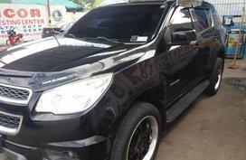 Sell 2nd Hand 2013 Chevrolet Trailblazer Manual Diesel at 70000 km in General Trias
