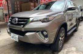 Used Toyota Fortuner 2017 Automatic Diesel for sale in San Juan