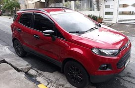 Ford Ecosport 2016 for sale in Quezon City