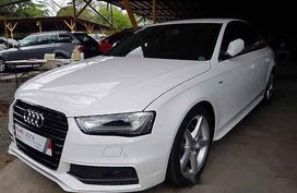 Selling White Audi A4 2016 Automatic Diesel at 18279 km