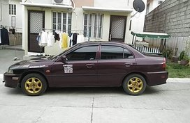 Selling Mitsubishi Lancer 2001 Manual Gasoline in Tarlac City