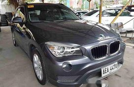 Selling Grey Bmw X1 2014 at 41831 km