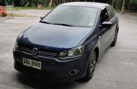 Selling 2nd Hand Volkswagen Polo 2014 Manual Diesel at 50000 km in Angeles