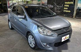 Selling 2nd Hand Mitsubishi Mirage 2015 Manual Gasoline