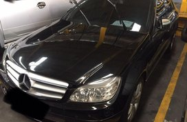 Mercedes-Benz C200 2007 for sale in Quezon City