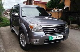 Selling 2nd Hand Ford Everest 2010 Automatic Gasoline at 80000 km in Kawit