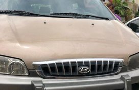 Brown Hyundai Starex 2000 Van for sale in Quezon City