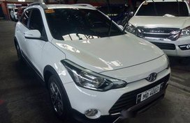 Sell White 2016 Hyundai I20 in Quezon City