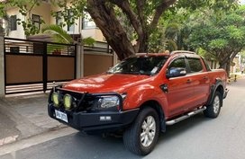 Selling Ford Ranger 2015 Automatic Diesel in Makati