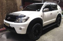 Sell 2nd Hand 2007 Toyota Fortuner at 90000 km in Biñan