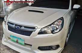 Selling 2012 Subaru Legacy for sale in Quezon City