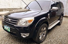 2012 Ford Everest Manual Diesel for sale