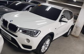 Selling Bmw X3 2017 Diesel Automatic at 11000 km