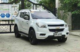 Selling Chevrolet Trailblazer 2015 Diesel
