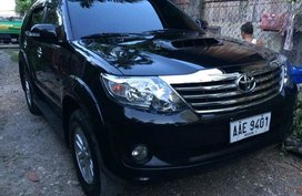 Toyota Fortuner 2014 Diesel at 61000 km for sale