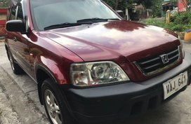 Selling Honda Cr-V 1998 Automatic Gasoline in Quezon City
