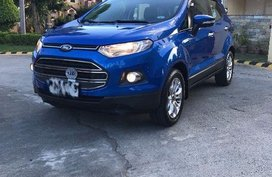 Selling 2nd Hand Ford Ecosport 2014 in Quezon City