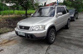 Selling 2nd Hand Honda Cr-V 1999 in Quezon City