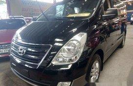 Black Hyundai Grand Starex 2013 Manual Diesel for sale
