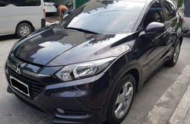 2nd Hand Honda Hr-V 2015 for sale in Quezon City