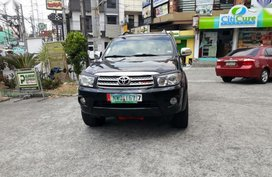 Selling Used Toyota Fortuner 2010 Automatic Diesel in Quezon City