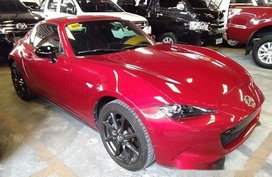 Selling Red Mazda Mx-5 2018 in Quezon City