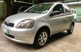 Selling Toyota Echo 2002 Automatic Gasoline in Quezon City