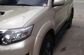 2013 Toyota Fortuner for sale in Angeles